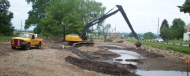Retention Pond Cleaning / Dredging